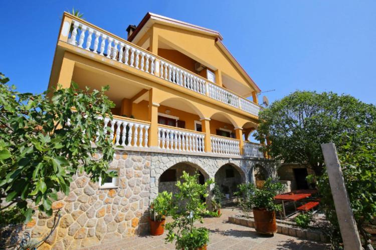 Holiday homeCroatia - Northern Dalmatia: Apartman Mirjana  [1]