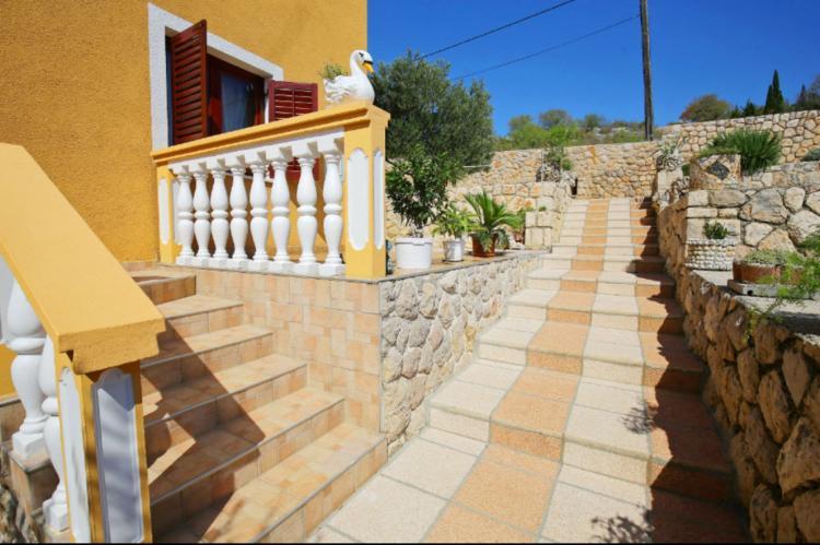 Holiday homeCroatia - Northern Dalmatia: Apartman Mirjana  [4]