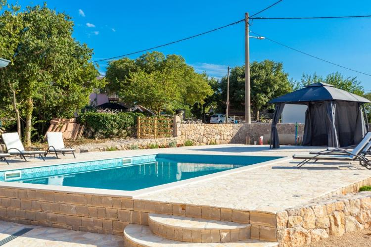 VakantiehuisKroatië - Kvarner: Villa Lusa  [4]