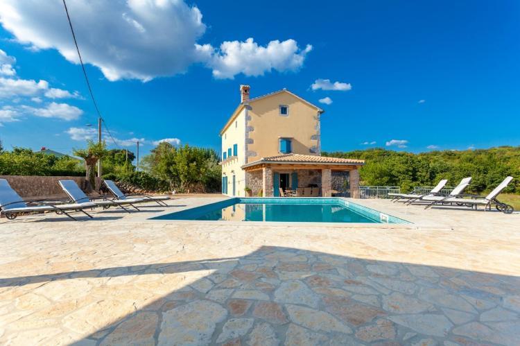 VakantiehuisKroatië - Kvarner: Villa Lusa  [1]