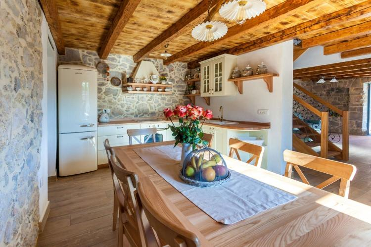 VakantiehuisKroatië - Kvarner: Villa Lusa  [8]