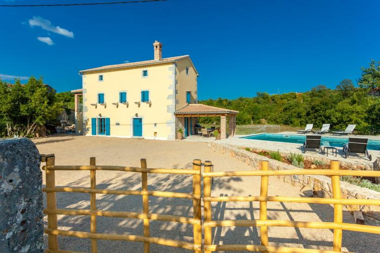 Holiday homeCroatia - Kvarner: Villa Lusa  [1]