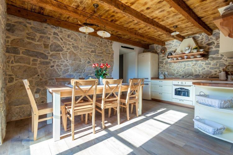 VakantiehuisKroatië - Kvarner: Villa Lusa  [7]