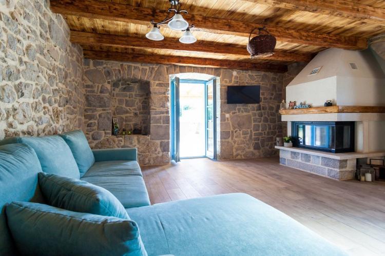 VakantiehuisKroatië - Kvarner: Villa Lusa  [6]