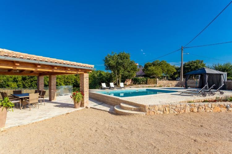 Holiday homeCroatia - Kvarner: Villa Lusa  [3]