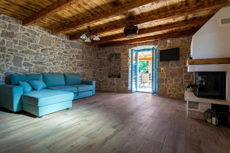 VakantiehuisKroatië - Kvarner: Villa Lusa  [5]