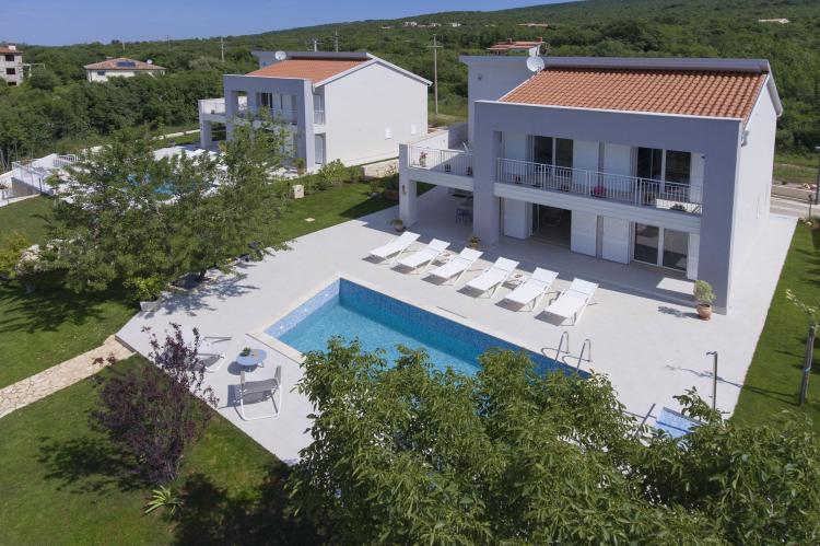 VakantiehuisKroatië - Istrië: Villa Chiara  [3]