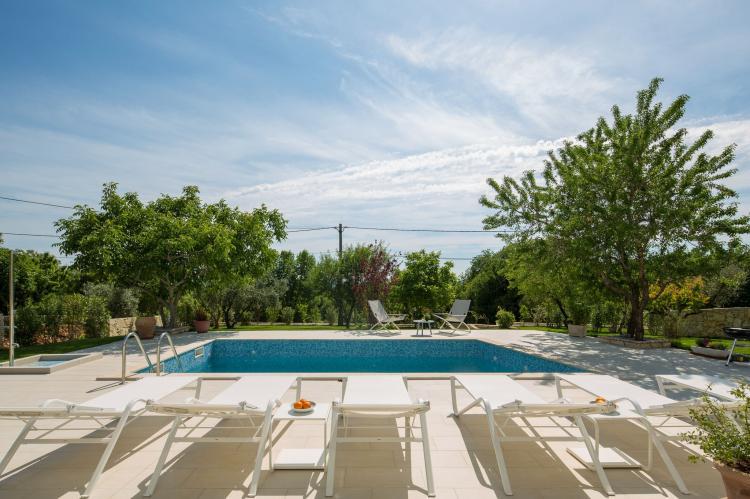 VakantiehuisKroatië - Istrië: Villa Chiara  [7]