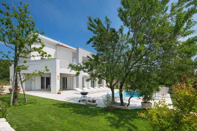 VakantiehuisKroatië - Istrië: Villa Chiara  [4]