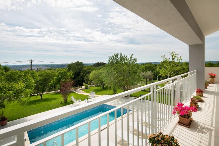VakantiehuisKroatië - Istrië: Villa Chiara  [18]