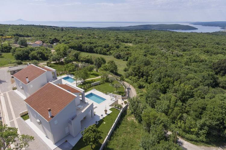 VakantiehuisKroatië - Istrië: Villa Chiara  [2]