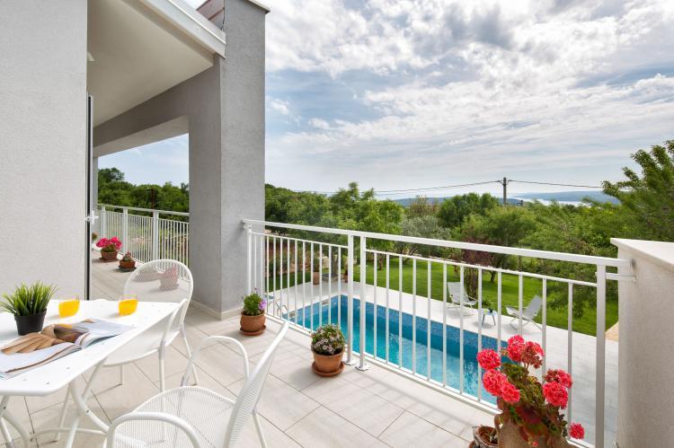 VakantiehuisKroatië - Istrië: Villa Chiara  [13]