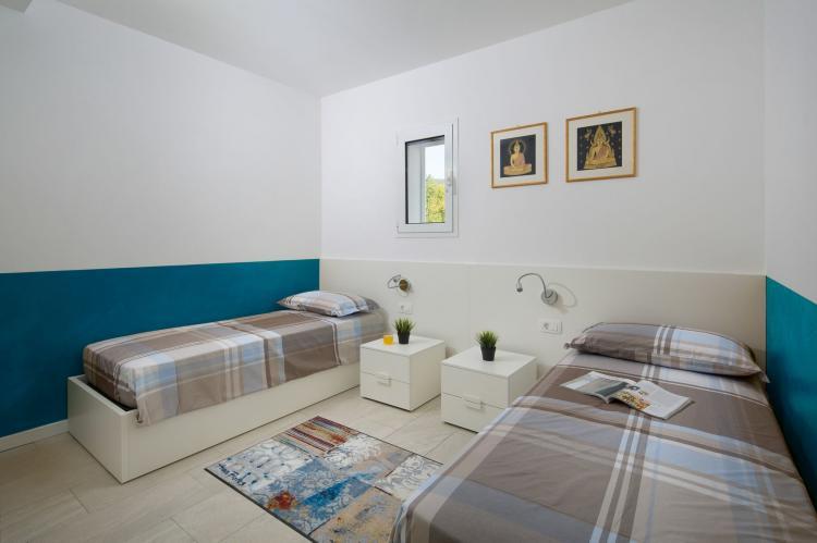 VakantiehuisKroatië - Istrië: Villa Chiara  [10]