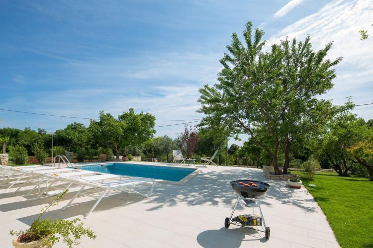 VakantiehuisKroatië - Istrië: Villa Chiara  [5]