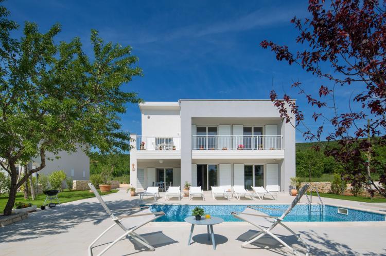 VakantiehuisKroatië - Istrië: Villa Chiara  [1]