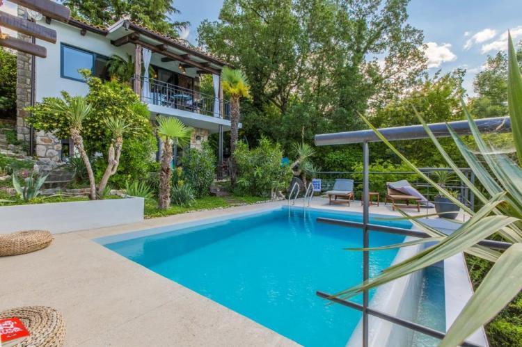 VakantiehuisKroatië - Kvarner: Fun House 2  [1]