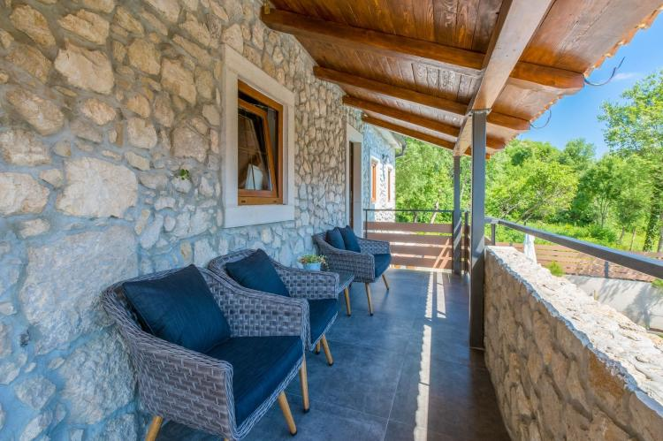 VakantiehuisKroatië - Kvarner: Villa Zen  [20]