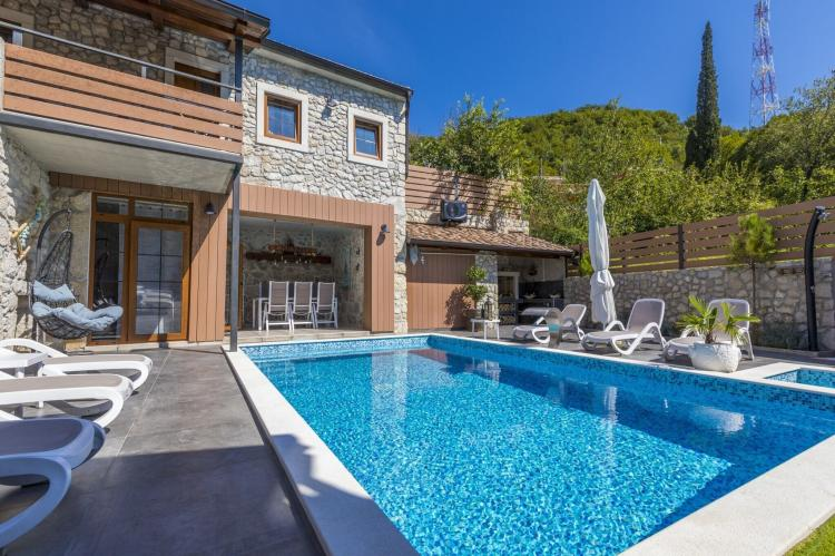 VakantiehuisKroatië - Kvarner: Villa Zen  [5]