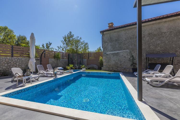 VakantiehuisKroatië - Kvarner: Villa Zen  [6]