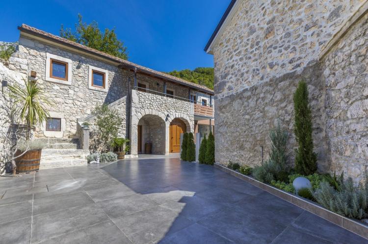 VakantiehuisKroatië - Kvarner: Villa Zen  [2]