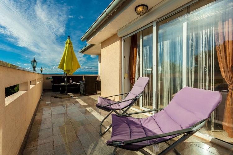 VakantiehuisKroatië - Kvarner: Apartment Dani 2  [12]