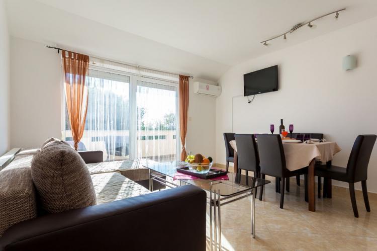 VakantiehuisKroatië - Kvarner: Apartment Dani 2  [5]
