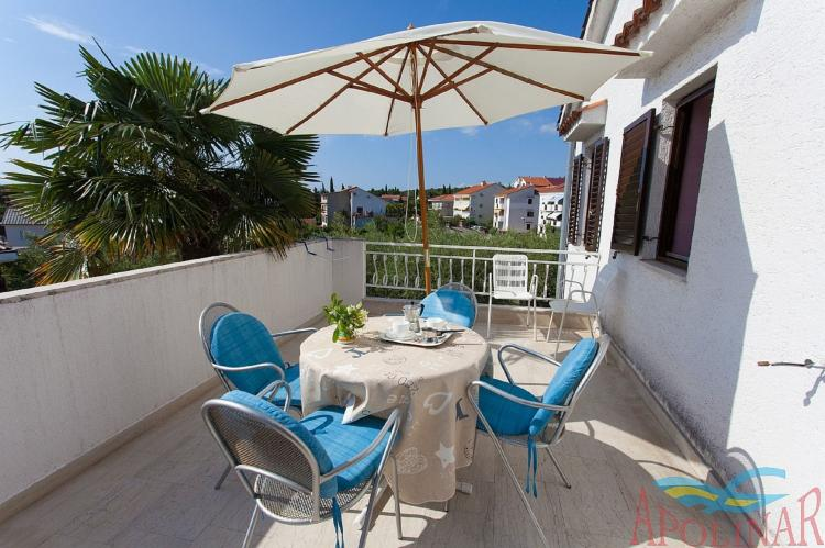 Holiday homeCroatia - Kvarner: Apartment Zdenko 1  [1]