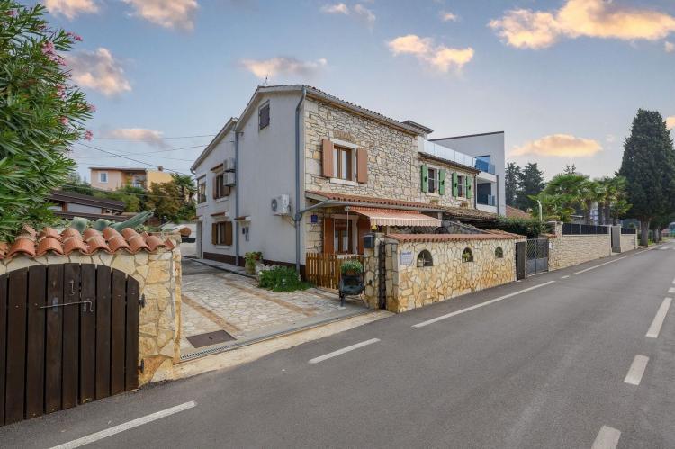 VakantiehuisKroatië - Istrië: Casa Astrid  [1]