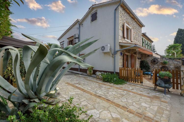 VakantiehuisKroatië - Istrië: Casa Astrid  [5]