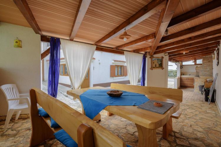 VakantiehuisKroatië - Istrië: Casa Astrid  [3]