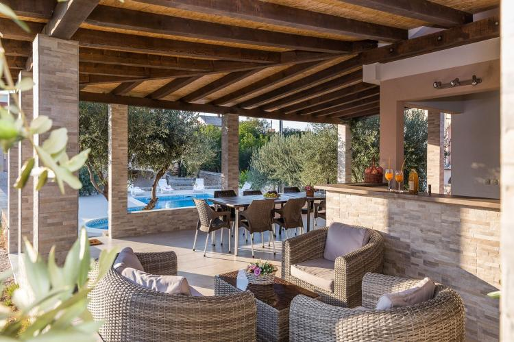 Holiday homeCroatia - Northern Dalmatia: Villa Zlatni Dvori  [10]
