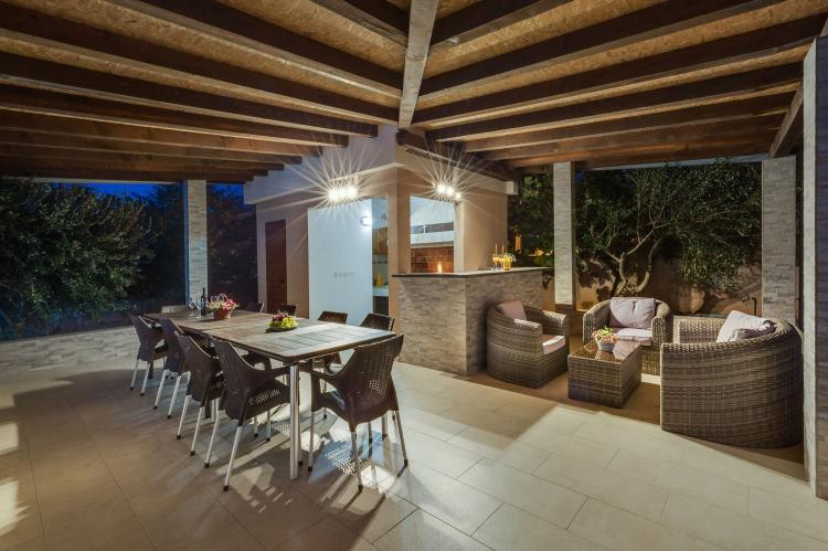 Holiday homeCroatia - Northern Dalmatia: Villa Zlatni Dvori  [7]