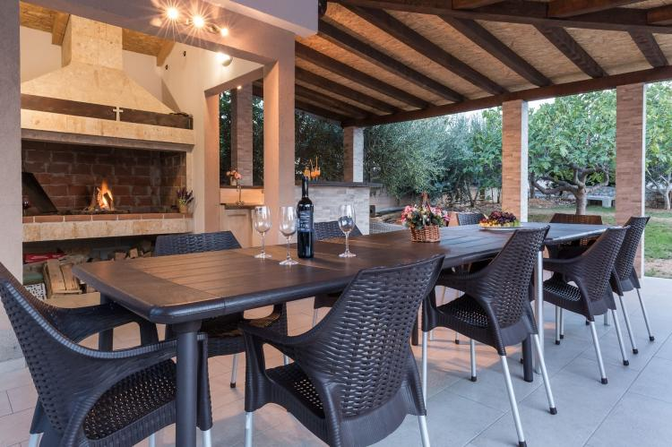 Holiday homeCroatia - Northern Dalmatia: Villa Zlatni Dvori  [11]
