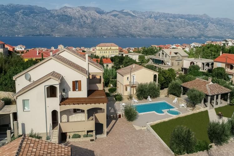 Holiday homeCroatia - Northern Dalmatia: Villa Zlatni Dvori  [13]