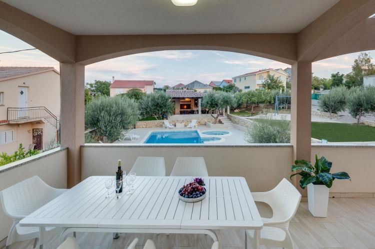 Holiday homeCroatia - Northern Dalmatia: Villa Zlatni Dvori  [15]