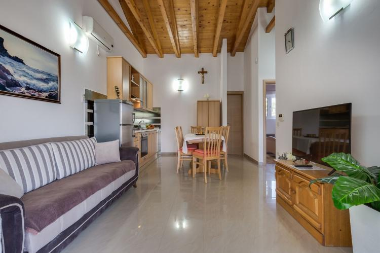 Holiday homeCroatia - Northern Dalmatia: Villa Zlatni Dvori  [18]