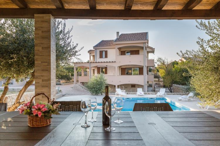 Holiday homeCroatia - Northern Dalmatia: Villa Zlatni Dvori  [6]