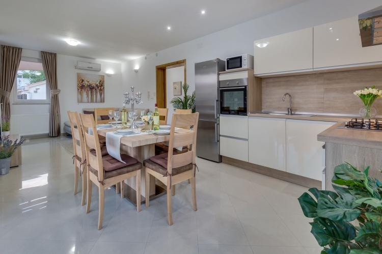 Holiday homeCroatia - Northern Dalmatia: Villa Zlatni Dvori  [19]