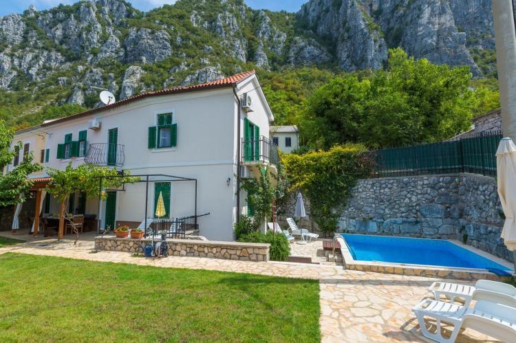 VakantiehuisKroatië - Kvarner: Holiday Home Baretic  [1]