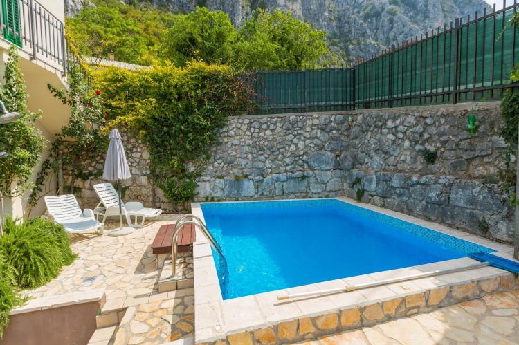 VakantiehuisKroatië - Kvarner: Holiday Home Baretic  [4]