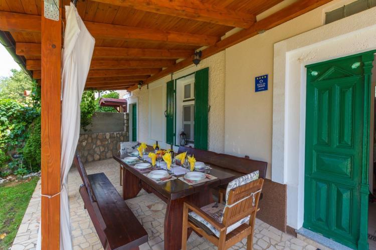 VakantiehuisKroatië - Kvarner: Holiday Home Baretic  [15]