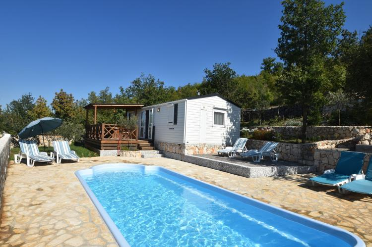 Holiday homeCroatia - Central Dalmatia: Holiday house Leo  [1]