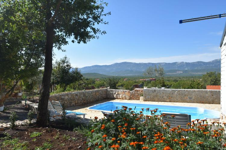 Holiday homeCroatia - Central Dalmatia: Holiday house Leo  [34]