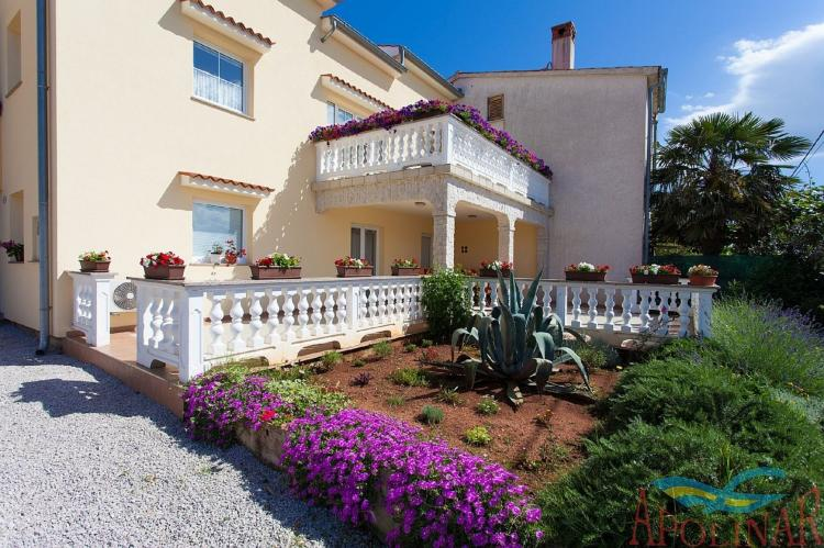 Holiday homeCroatia - Kvarner: House Sandra A8  [3]