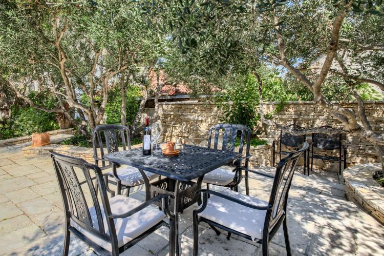 Holiday homeCroatia - Central Dalmatia: Apartment Čigrađa  [4]