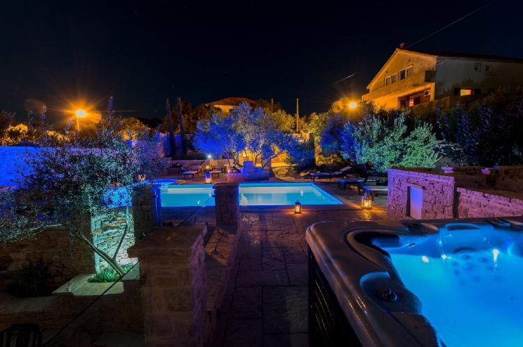 Holiday homeCroatia - Central Dalmatia: Apartment Čigrađa  [24]