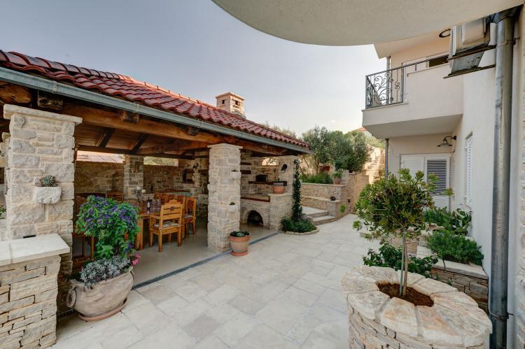 Holiday homeCroatia - Central Dalmatia: Apartment Čigrađa  [20]
