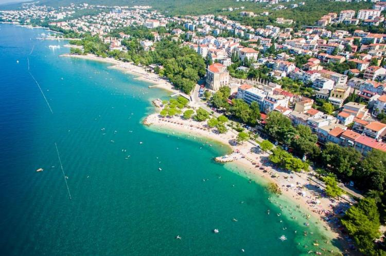 Holiday homeCroatia - Kvarner: Luxury Villa Panorama with Sea View  [34]