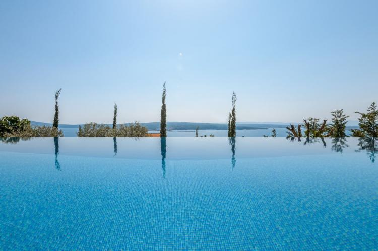 Holiday homeCroatia - Kvarner: Luxury Villa Panorama with Sea View  [31]
