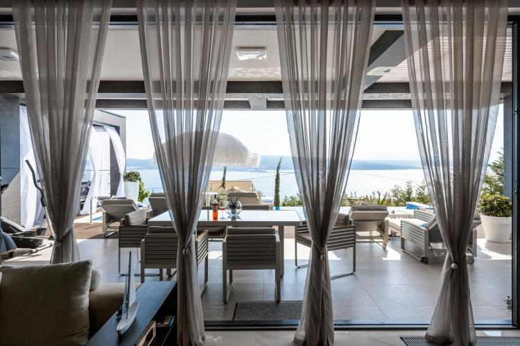 Holiday homeCroatia - Kvarner: Luxury Villa Panorama with Sea View  [26]